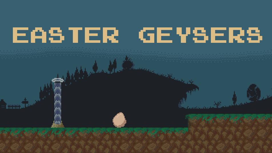 Easter Geysers